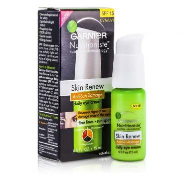 Обновляющий ежедневный солнцезащитный крем для глаз Nutritioniste Skin Renew 15мл./0.5oz