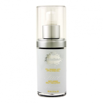 Platinum Face Anti-Aging Self Tan Lotion