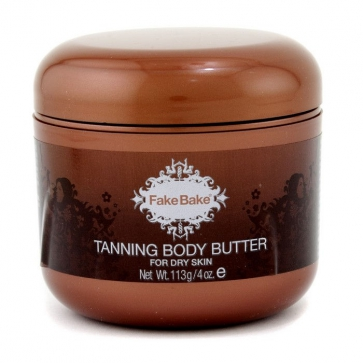 Tanning Butter For Dry Skin