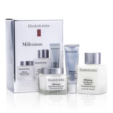 Millenium Set: Day Renewal Emulsion + Night Renewal Cream + Eye Renewal Cream