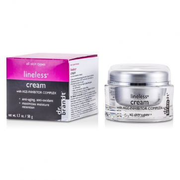 Lineless Cream with Age-Inhibitor Complex (For All Skin Types)