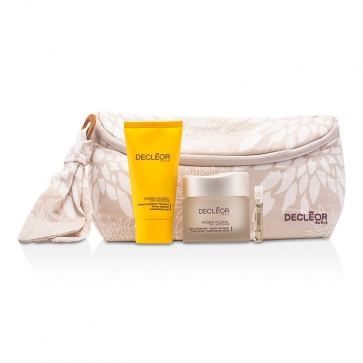 Hydra Floral Natural Beauty Collection: Cream + Mask + Aromessence Neroli + Bag