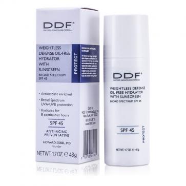 Weightless Defense Oil-Free Hydrator UV Moisturizer SPF45