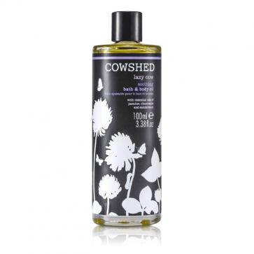 Смягчающее масло для тела и ванн Lazy Cow 100ml;/3.38oz
