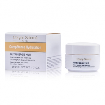 Competence Hydratation Nourishing Night Cream (Dry or Very Dry Skin)