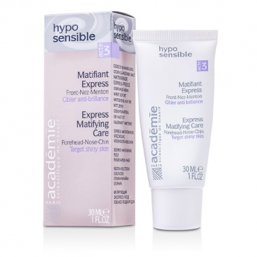 Hypo-Sensible Express Matifying Care Forehead-Nose-Chin