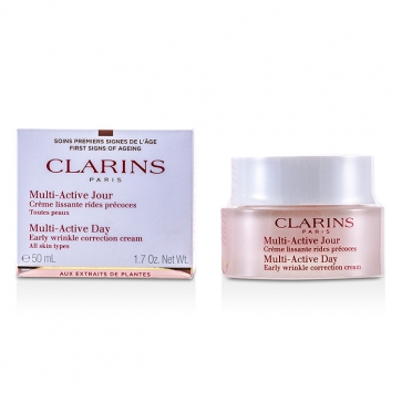 Multi-Active Day Early Wrinkle Correction Cream (All Skin Types)