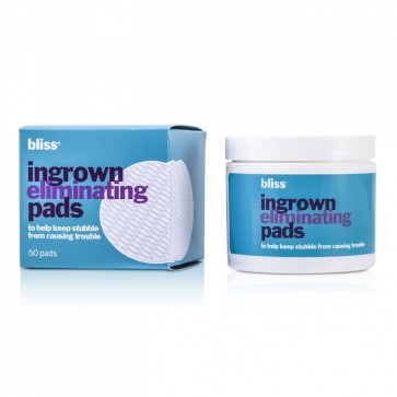 Ingrown Hair Eliminating Peeling Pads