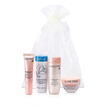 Hydra Zen Travel Set: Galateis Douceur + UV Expert + Aqua Gel + Essence + Moisturising Cream