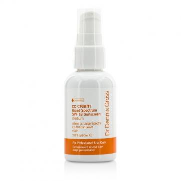 Daily Essentials CC Cream SPF 18 - Medium (Salon Product)