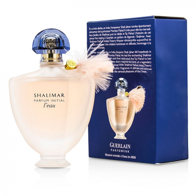 Shalimar Initial Si Toilette Leau Eau Slightly Parfum De Damaged Sensuelle Guerlain Spraybox N08wvOmn