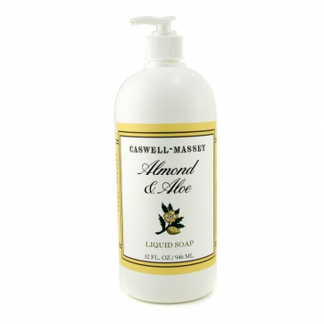 Almond & Aloe Liquid Soap For Hands & Body