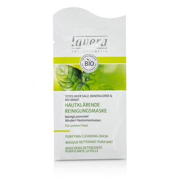 Purifying Cleansing Mask - Organic Mint