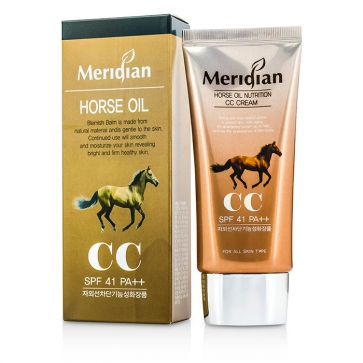 CC Cream SPF41 - Horse Oil