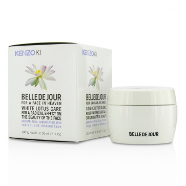 Belle De Jour Face White Lotus Care - Smooth, Firm, Replenished Skin