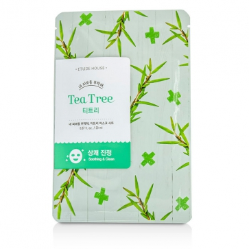 I Need You Mask Sheet - Tea Tree! (Soothing & Clean)