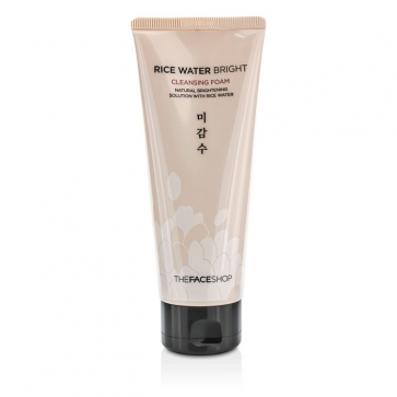 Rice Water Bright Cleansing Foam
