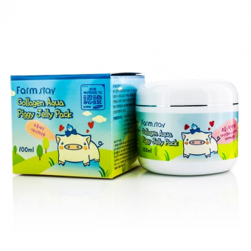 Collagen Aqua Piggy Jelly Pack