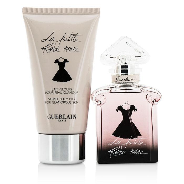 278e4a25b20 La Petite Robe Noire Coffret  Eau De Parfum Spray 30ml 1oz + Body Milk. Zoom