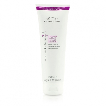 White System Peeling Mask (Salon Size)