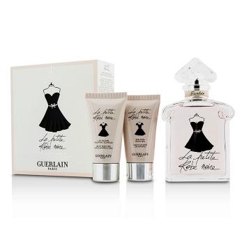 Guerlain La Petite Robe Noire Coffret Eau De Toilette Spray 100ml 3 3oz Body Milk 30ml 1oz Shower Gel 30ml 1oz Buy To Chad Cosmostore Chad