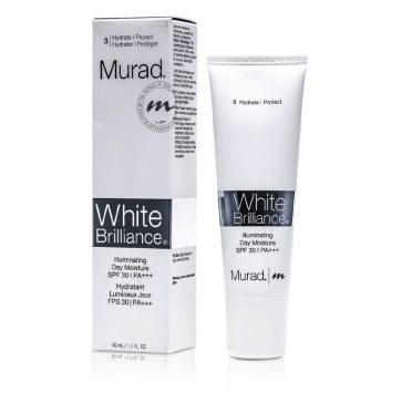 White Brilliance Illuminating Day Moisturizer SPF 30