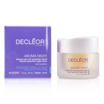 Aroma Night Neroli Essential Night Balm (For All Skin Types)